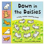 DOWN IN THE DAISIES by Lucy Coats