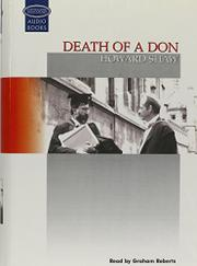 DEATH OF A DON by Howard Shaw