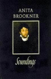 SOUNDINGS by Anita Brookner