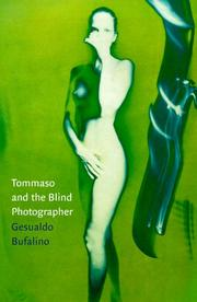 TOMMASO AND THE BLIND PHOTOGRAPHER by Gesualdo Bufalino