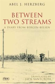 BETWEEN TWO STREAMS by Abel J. Herzberg