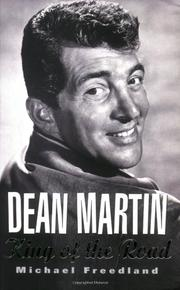 DEAN MARTIN by Michael Freedland