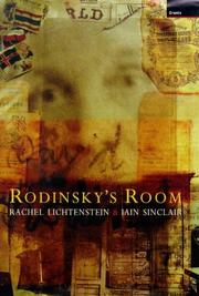 Cover art for RODINSKY'S ROOM