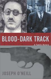 Book Cover for BLOOD-DARK TRACK