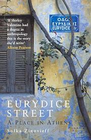 EURYDICE STREET by Sofka Zinovieff