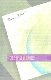 DEAR OTTO by Christopher Brookhouse