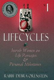 LIFECYCLES by Debra Orenstein