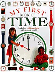 MY FIRST BOOK OF TIME by Claire Llewellyn