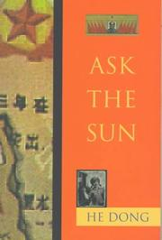 ASK THE SUN by He Dong