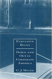 EXECUTIVE BLUES by G.J. Meyer