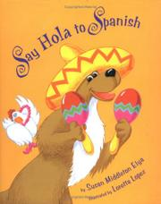 Cover art for SAY HOLA TO SPANISH