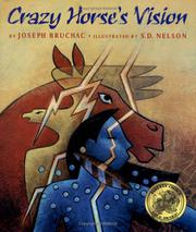Book Cover for CRAZY HORSE'S VISION
