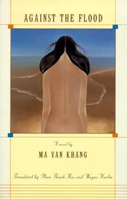 AGAINST THE FLOOD by Ma Van Khang