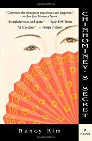 CHINHOMINEY'S SECRET by Nancy Kim