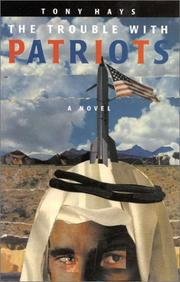 Cover art for THE TROUBLE WITH PATRIOTS