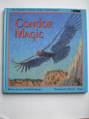 CONDOR MAGIC by Lyn Littlefield Hoopes