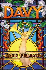 DAVY by Edgar Pangborn