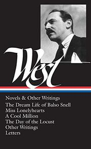 NATHANAEL WEST by Nathanael West