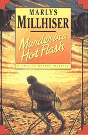 MURDER IN A HOT FLASH by Marlys Millhiser
