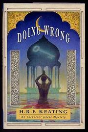 DOING WRONG by H.R.F. Keating