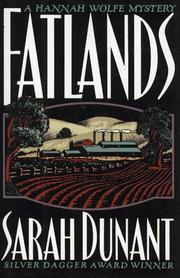 FATLANDS by Sarah Dunant