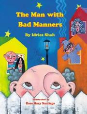 Cover art for THE MAN WITH BAD MANNERS