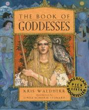 THE BOOK OF GODDESSES by Kris Waldherr