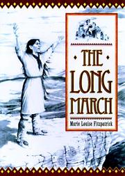 THE LONG MARCH by Marie-Louise Fitzpatrick
