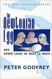 THE NEWTONIAN EGG by Peter Godfrey