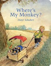 WHERE'S MY MONKEY? by Dieter--lllus. Schubert