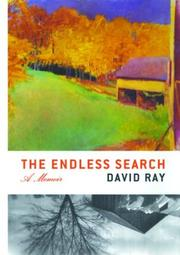 THE ENDLESS SEARCH by David Ray
