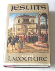 JESUITS by Jean Lacouture