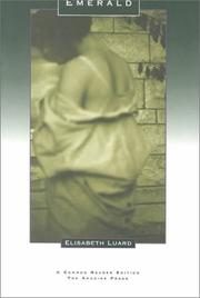 EMERALD by Elisabeth Luard