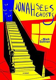 Book Cover for JONAH SEES GHOSTS