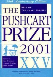 THE PUSHCART PRIZE XXV by Bill Henderson