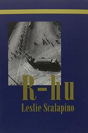 R-HU by Leslie Scalapino