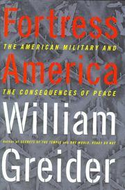 FORTRESS AMERICA by William Greider