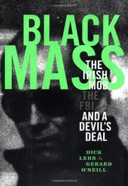BLACK MASS by Dick Lehr