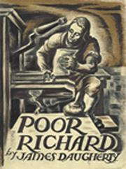 POOR RICHARD by James Daugherty