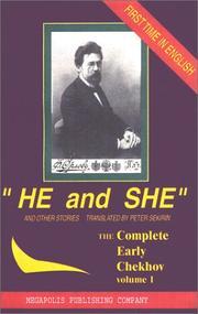 THE COMPLETE EARLY SHORT STORIES OF ANTON CHEKHOV: 1800-1885 by Anton Chekhov