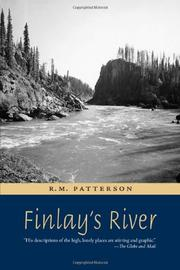 FINLAY'S RIVER by R.M. Patterson