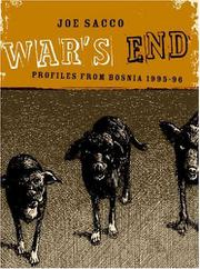 Book Cover for WAR'S END