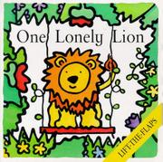 ONE LONELY LION by Rebecca Elgar