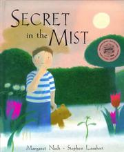 SECRET IN THE MIST by Margaret Nash