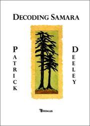 DECODING SAMARA by Patrick Deeley