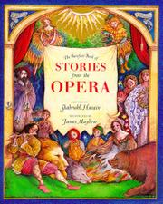THE BAREFOOT BOOK OF STORIES FROM THE OPERA by Shahrukh Husain