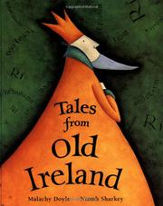 Book Cover for TALES FROM OLD IRELAND