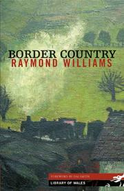 BORDER COUNTRY by  Williams