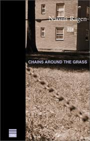 Cover art for CHAINS AROUND THE GRASS