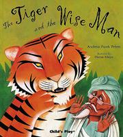 Cover art for THE TIGER AND THE WISE MAN